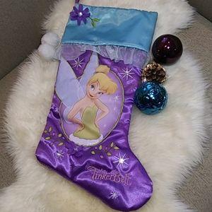 Disney Tinkerbelle Christmas stocking